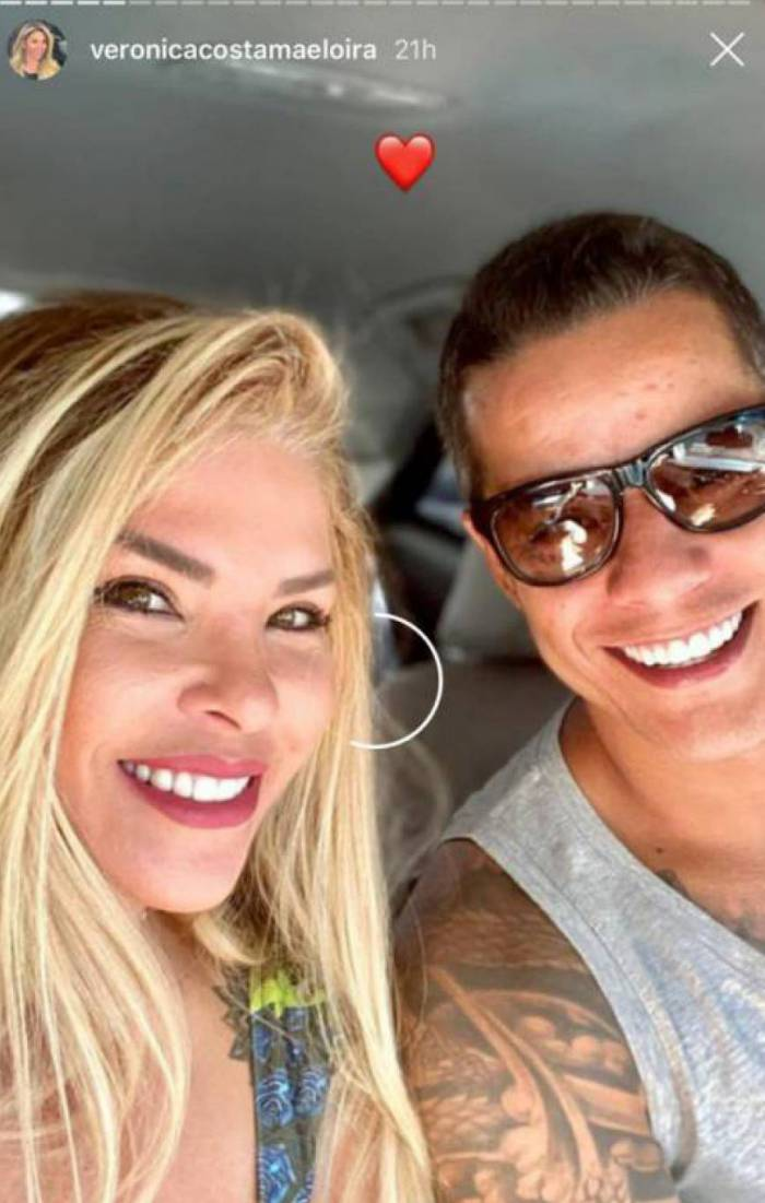 Verônica Costa e Leonardo Lacerda