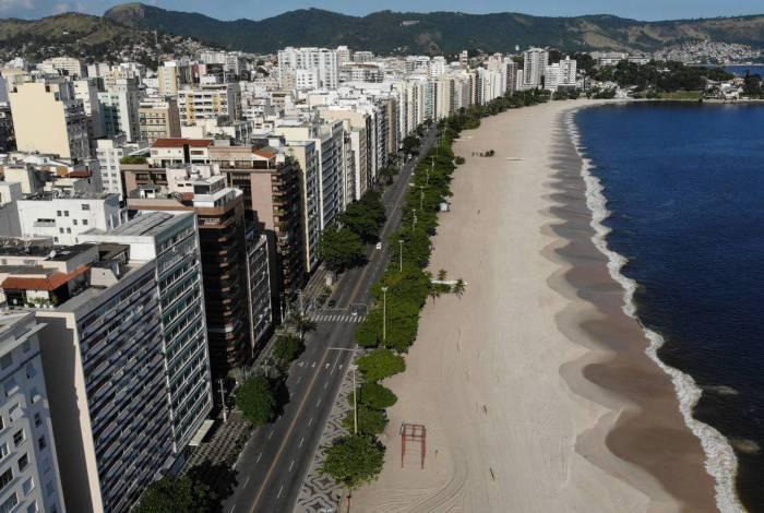 Taxa de letalidade de Niterói, a menor da Região Metropolitana, deve-se à alta adesão ao isolamento social, diz secretário de Saúde