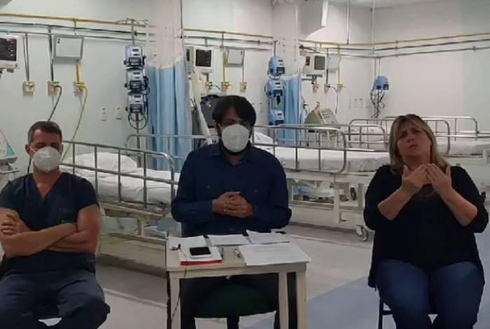 Volta Redonda tem mais oito leitos de UTI para tratamento de Covid-19