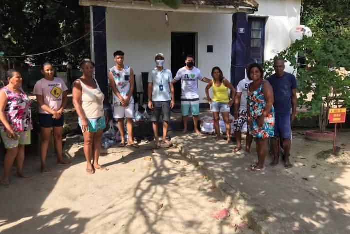 Entidade de Campo Grande já alcançou mais de 700 famílias