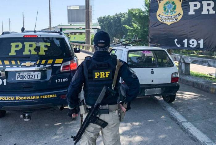 Foragido da Justiça é preso na Ponte Rio-Niterói