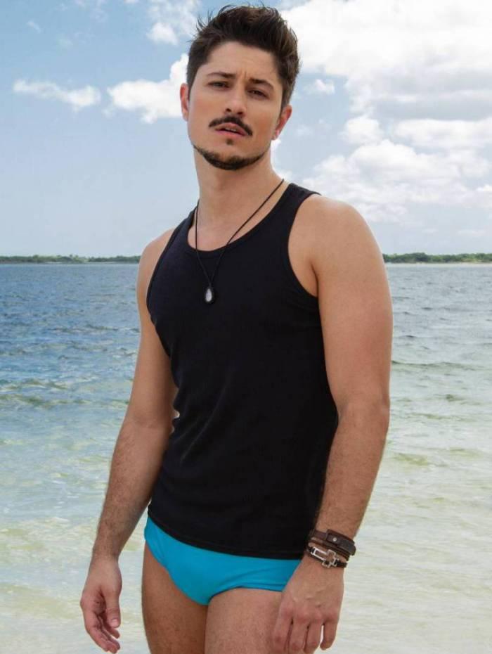 Rafael Vieira, primeiro participante assumidamente gay do programa