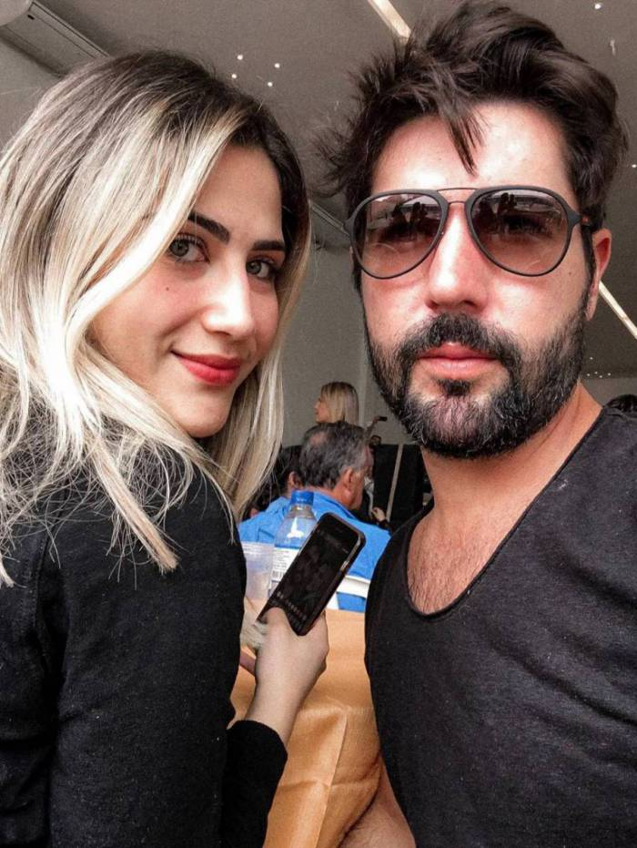 Jéssica Costa e Sandro Pedroso
