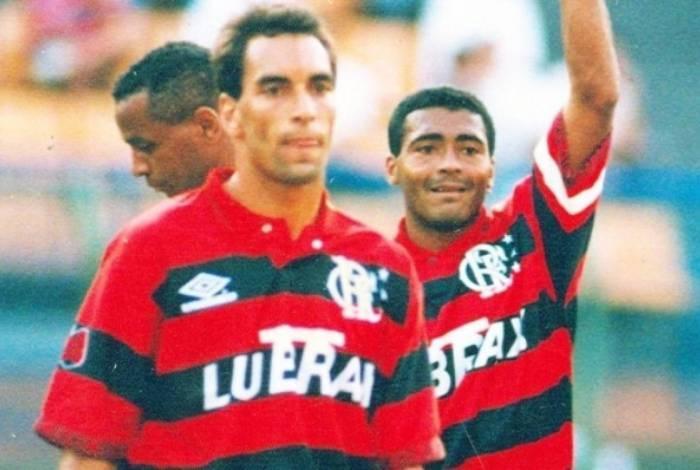 Não tínhamos um time competitivo, diz atacante que defendeu o Flamengo no ano do centenário