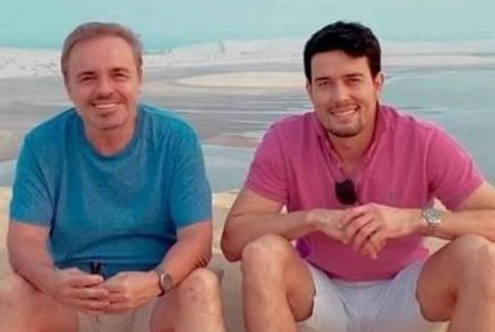 Gugu e Thiago