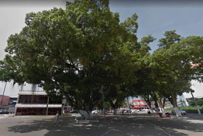 Praça Orlando de Barros Pimentel: local tradicional das celebrações pelo Dia Mundial do Meio Ambiente