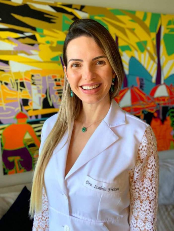 A nutricionista Izabela Freitas alerta: álcool afeta células de defesa