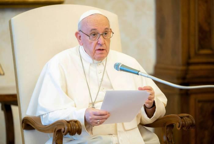 Papa Francisco lança nova encíclica sobre fraternidade O Dia - Mundo &  Ciência