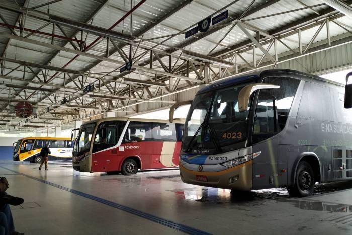Linhas rodoviárias que fazem a ligação entre a Região Metropolitana e o interior devem operar com até 50% dos assentos ocupados