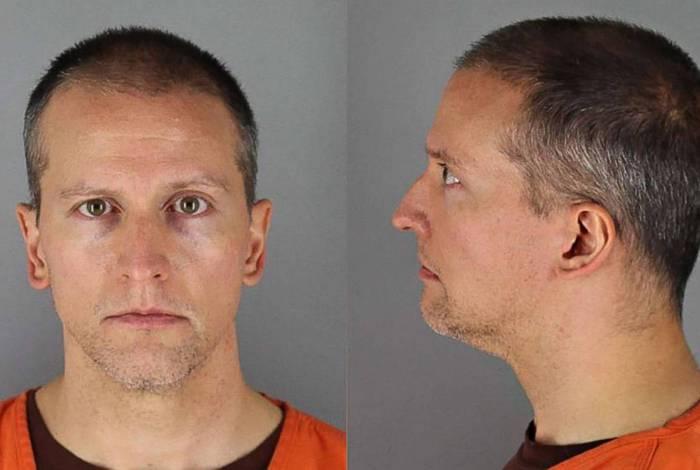 Derek Chauvin foi preso por matar George Floyd nos EUA