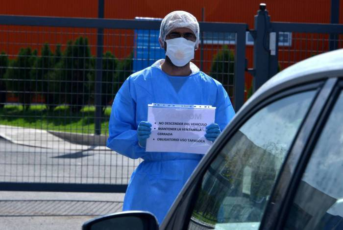 América Latina é o epicentro da pandemia do coronavírus no mundo