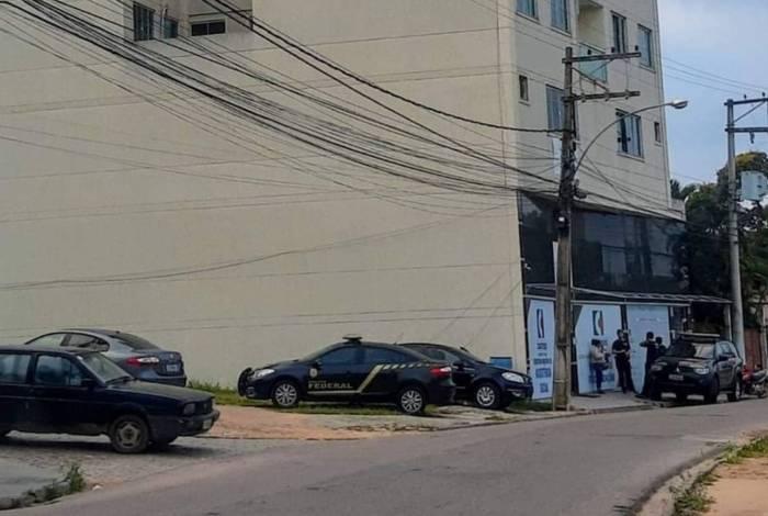 Polícia Federal realiza busca e apreensão em endereços de empresas e pessoas físicas em várias cidades da região