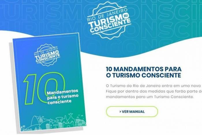 O Selo Rio de Janeiro Turismo Consciente garante que o estabelecimentos está apto a receber turistas