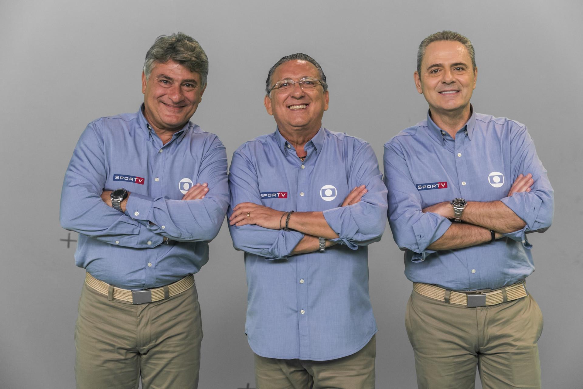 Pentacampeão do mundo revela time de coração de narradores da Rede Globo e causa rebuliço nas redes sociais