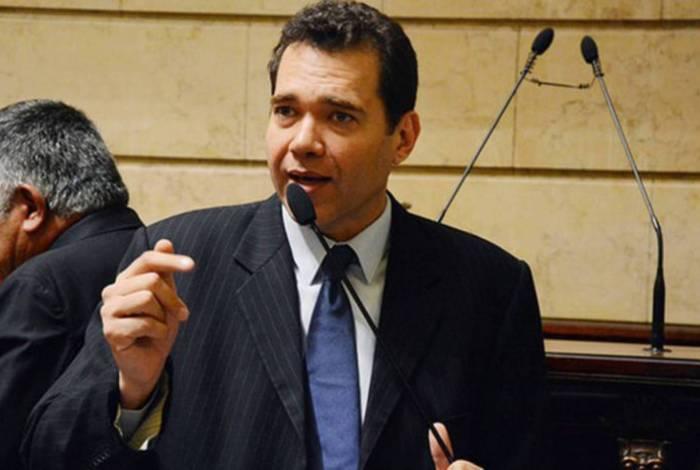 Paulo Messina é candidato do MDB à Prefeitura do Rio