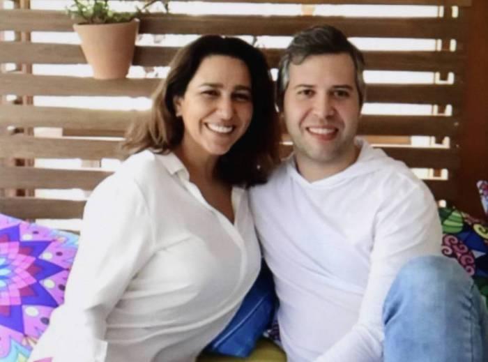 Renata Castro e Léo Castro