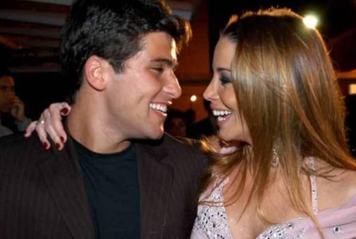 Danielle Winits e Bruno Gagliasso