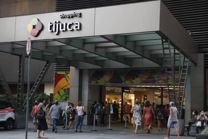Shopping Tijuca, na Zona Norte do Rio