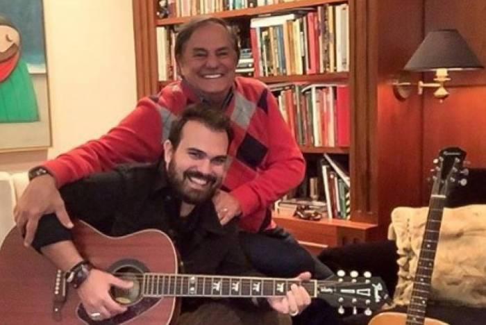 Ronnie Von e Léo Von