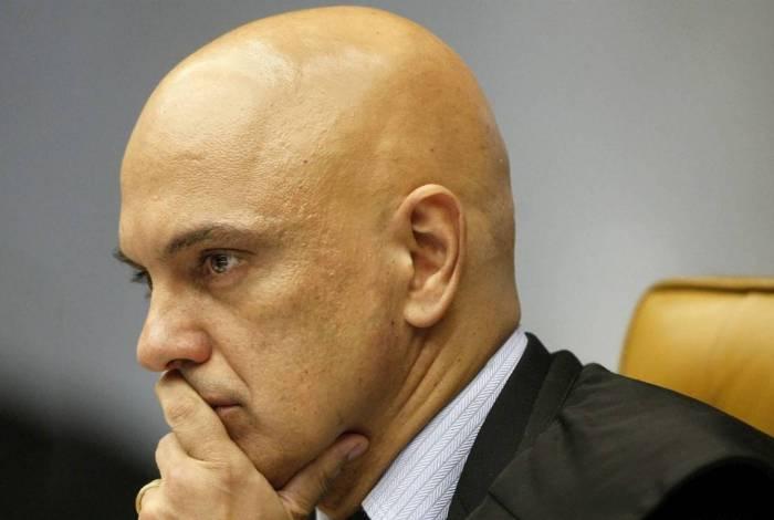 Para Alexandre de Moraes há provas de associação criminosa