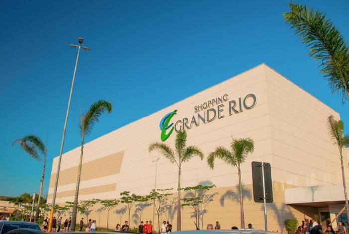 Shopping Grande Rio, São João de Meriti.