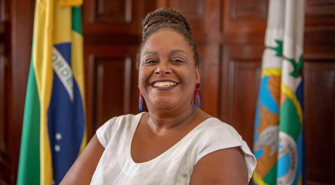 deputada estadual Mônica Francisco PSOL