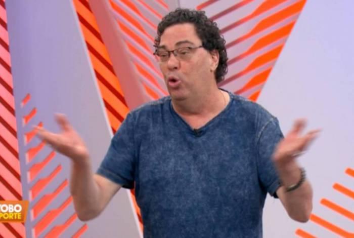 Casagrande volta a criticar a diretoria do Flamengo em relação a postura sobre a volta do futebol