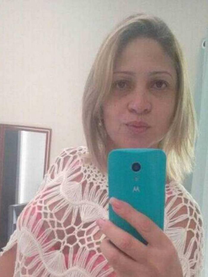 Márcia Oliveira de Aguiar está foragida da Justiça