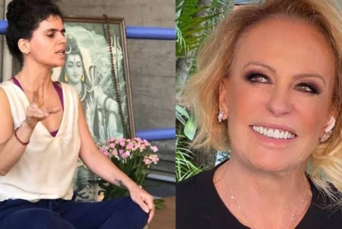 Filha de Ana Maria Braga é professora de yoga