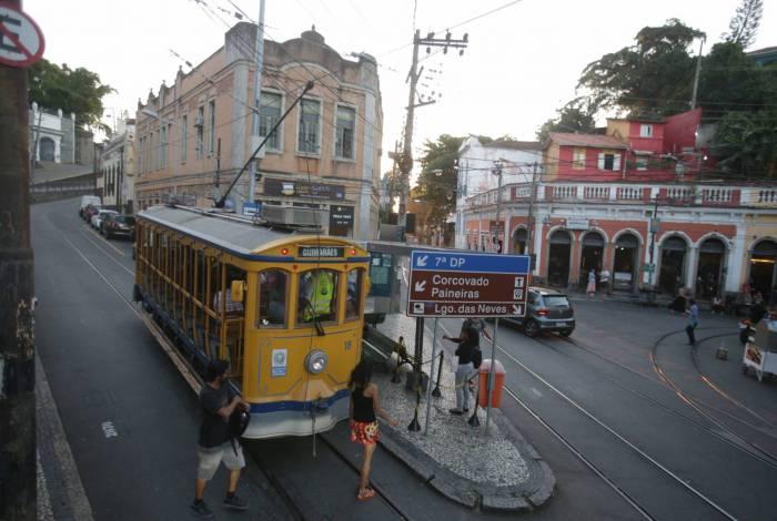 Bondinhos de Santa Teresa voltam a circular de segunda-feira a domingo, das 10h às 16h