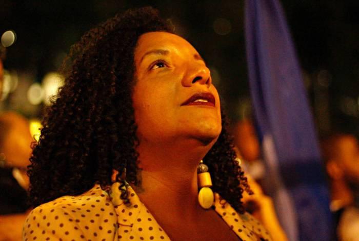 Renata Souza foi eleita deputada estadual em 2018