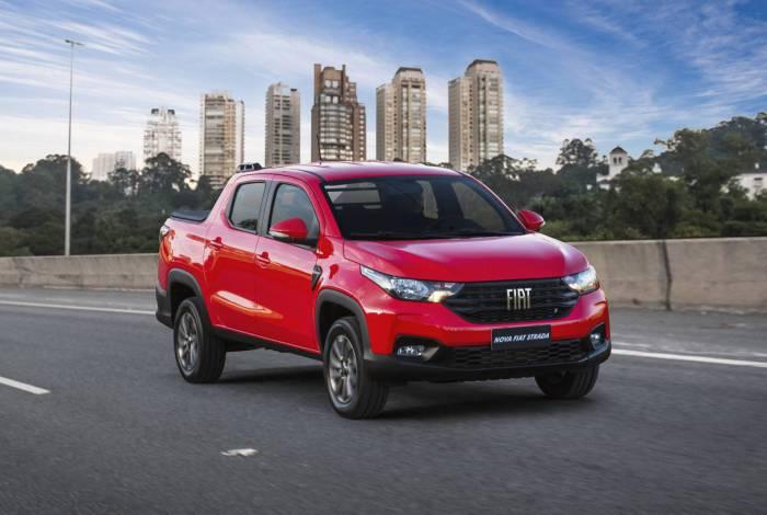 Fiat lança nova Strada