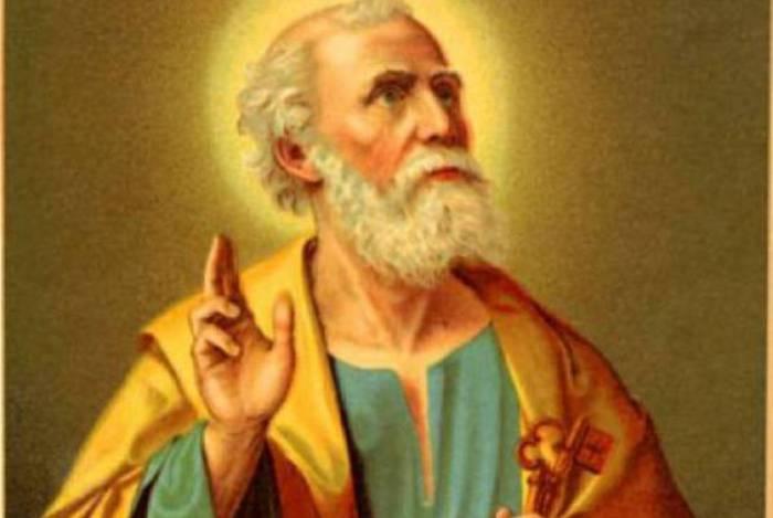 São Pedro é considerado o fundador da Igreja em Roma