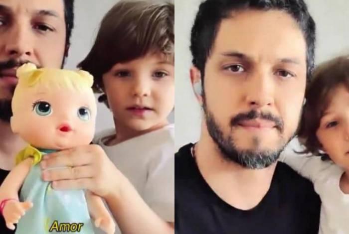 Romulo e o filho