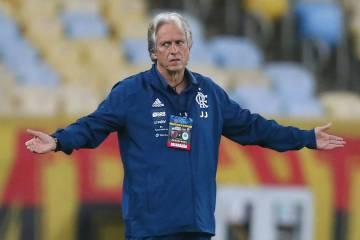 Além de Jorge Jesus, Benfica também busca contratação de dupla titular do Flamengo