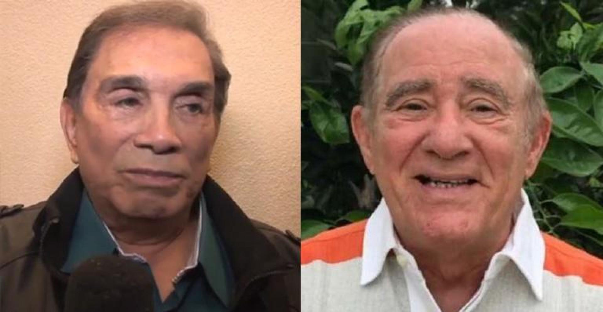 Dedé Santana detona demissão de Renato Aragão da Rede Globo: 'Injustiça'  Jornal MEIA HORA - Celebridades e TV