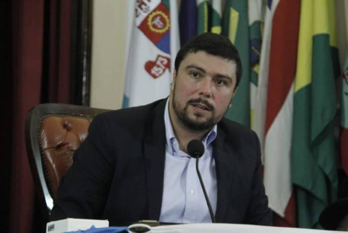 Bruno Lessa é pré-candidato do DEM à Prefeitura de Niterói