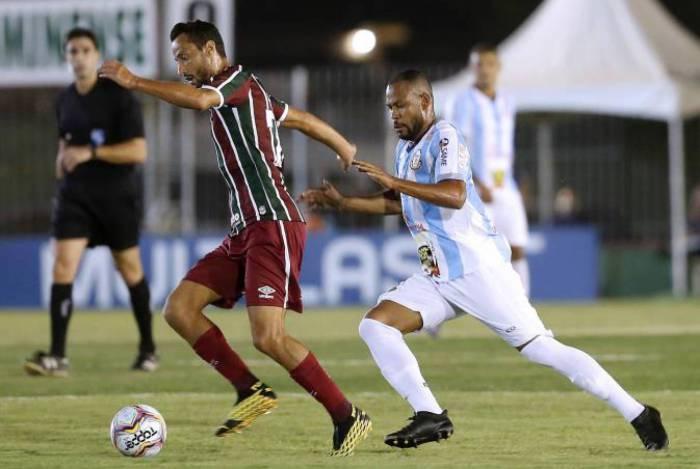Macaé e Fluminense empataram em 0 a 0 pela última rodada da Taça Rio