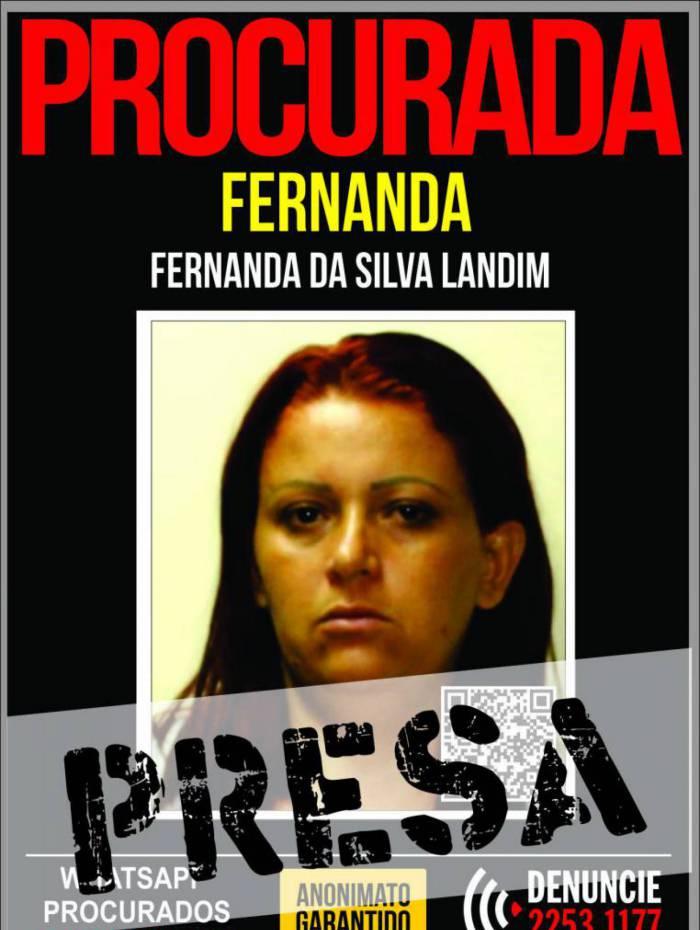 Fernanda da Silva Landim