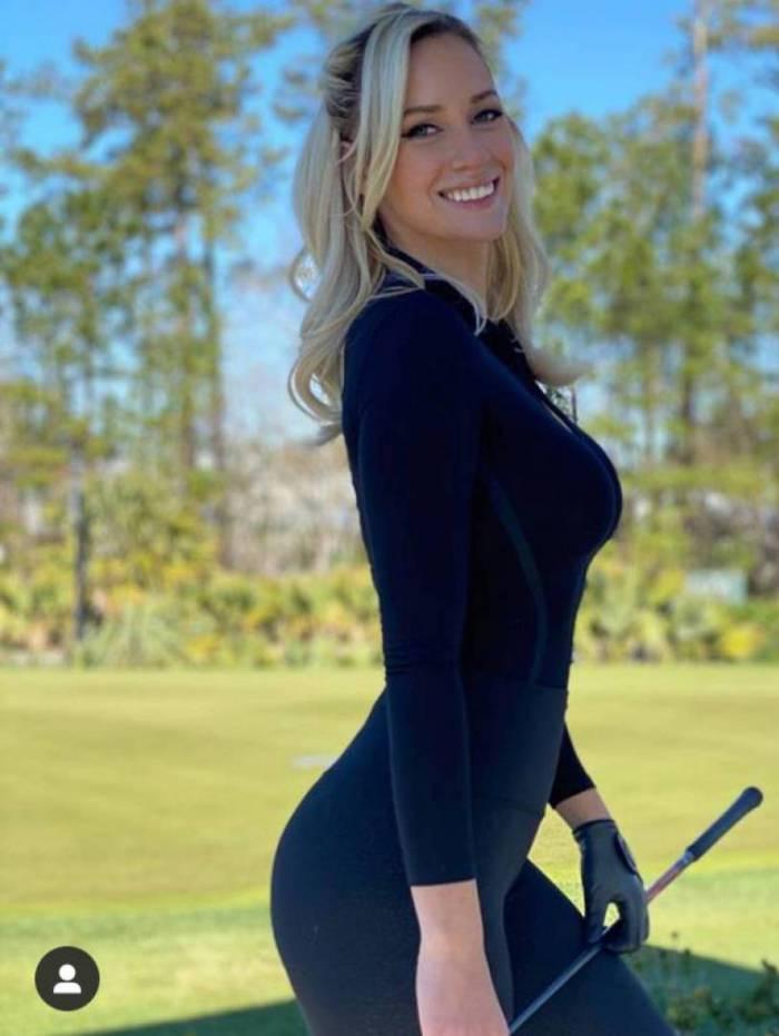 Paige Spiranac é golfista