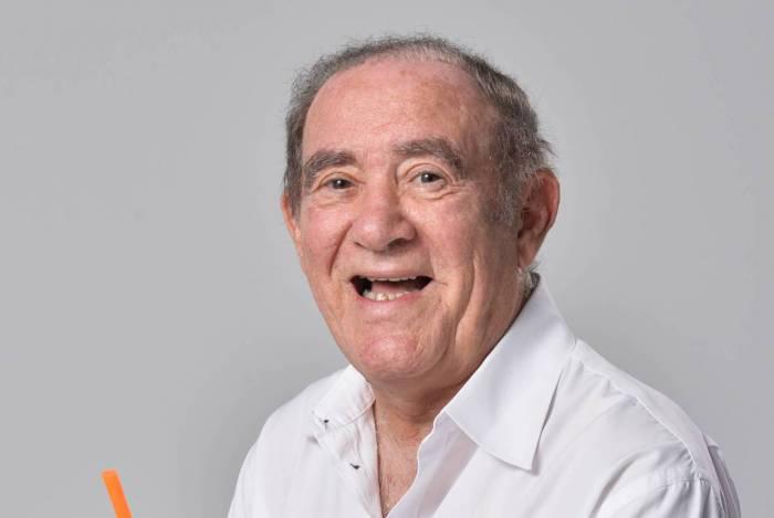 Renato Aragão - Divulgação/ TV Globo/Fabio Rocha