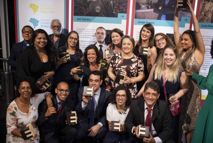 Iniciativa premiou diversos profissionais em edições anteriores