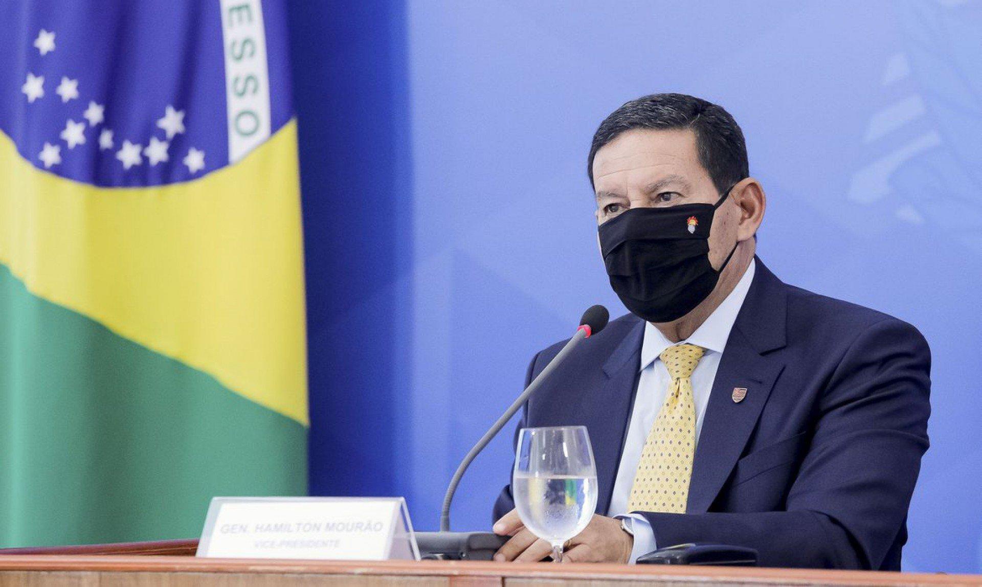 Investidores esperam resultados da política ambiental, diz Mourão ...