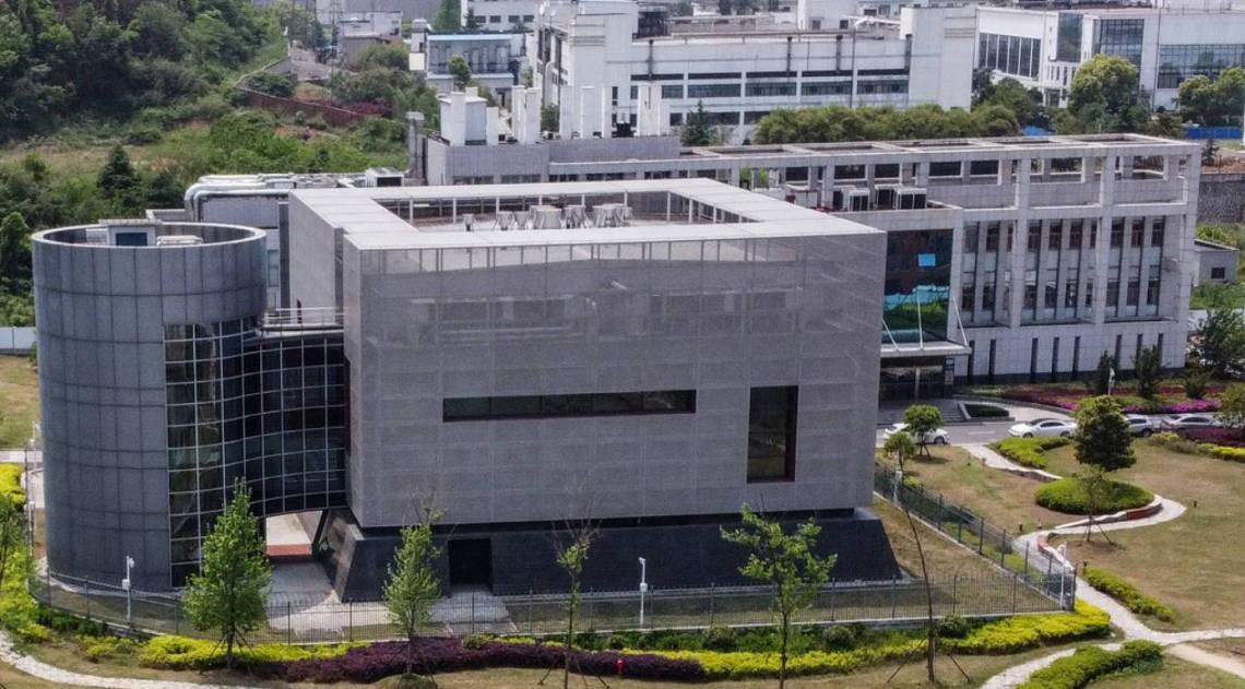 Instituto de Virologia em Wuhan, na China - AFP