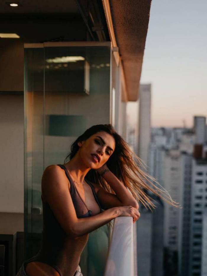 Bailarina do Faustão, Erika Schneider