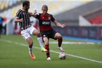 Vídeo: transmissão de Flamengo x Fluminense no SBT vira notícia na CNN Brasil