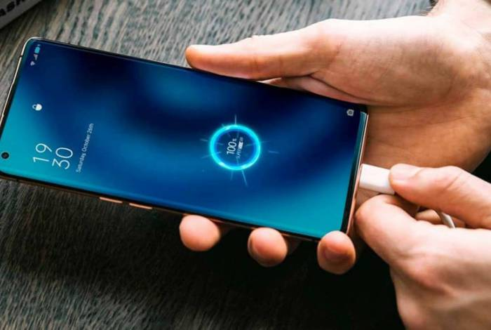 Oppo é uma das líderes globais de venda de smartphone