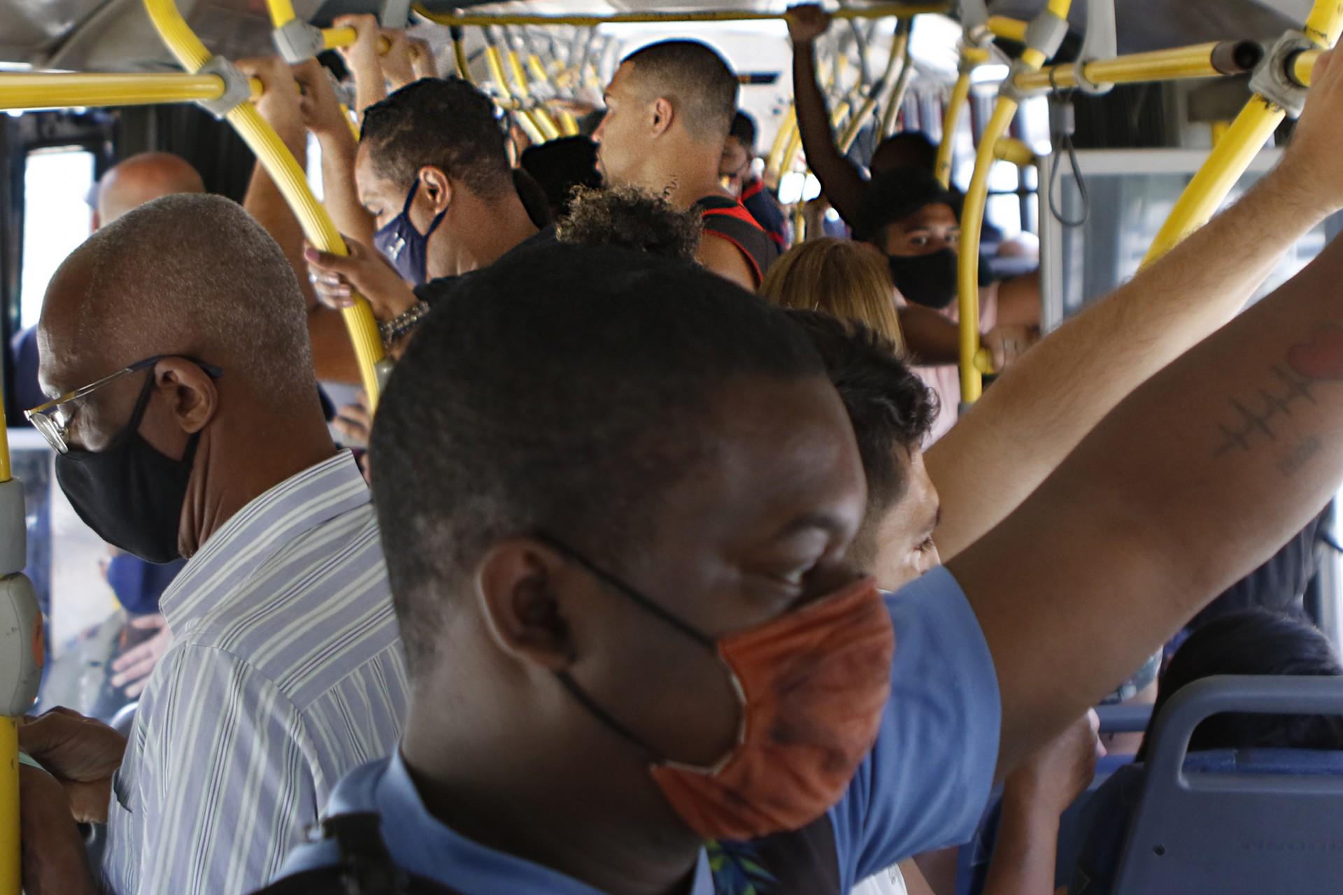 Covid-19: Rio passa de 20.600 mortos pela doença
