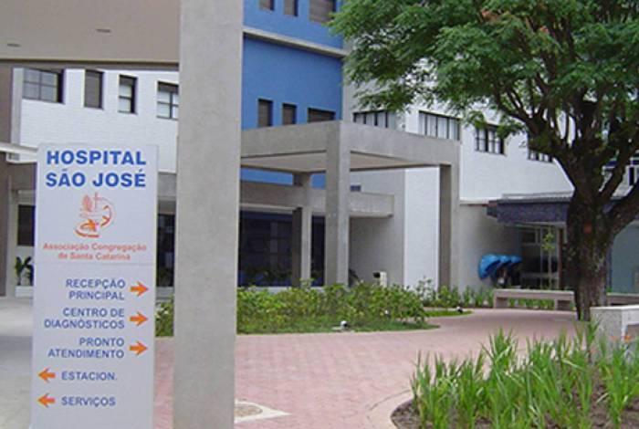 Hospital São José é uma das três unidades conveniadas ao SUS que recebe os pacientes de Covid-19 em Teresópolis
