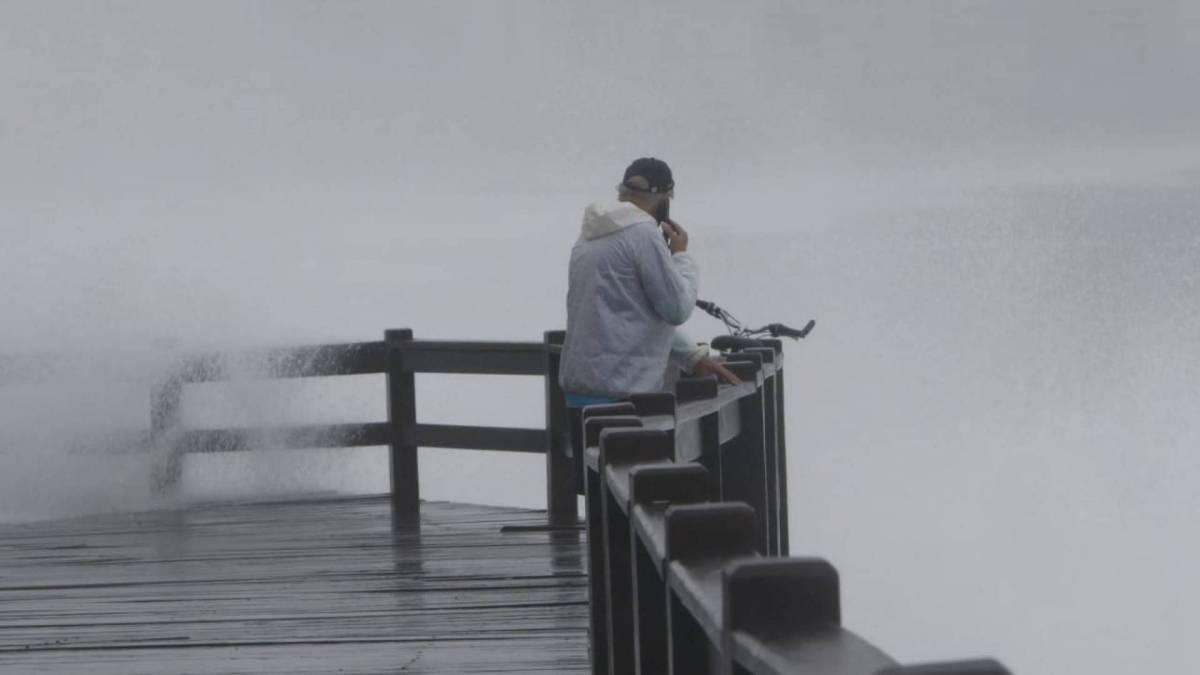 Rio registra tempo nublado e chuvoso nesta quarta-feira